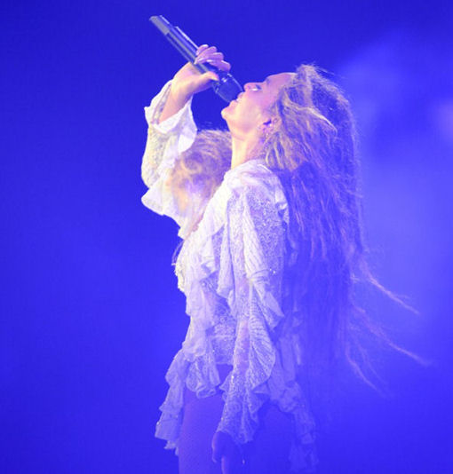 Beyoncé live Miami …