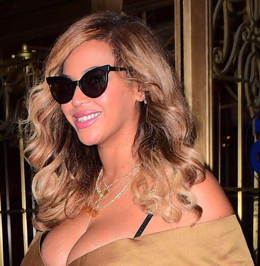 Beyoncé 12 okt.2017