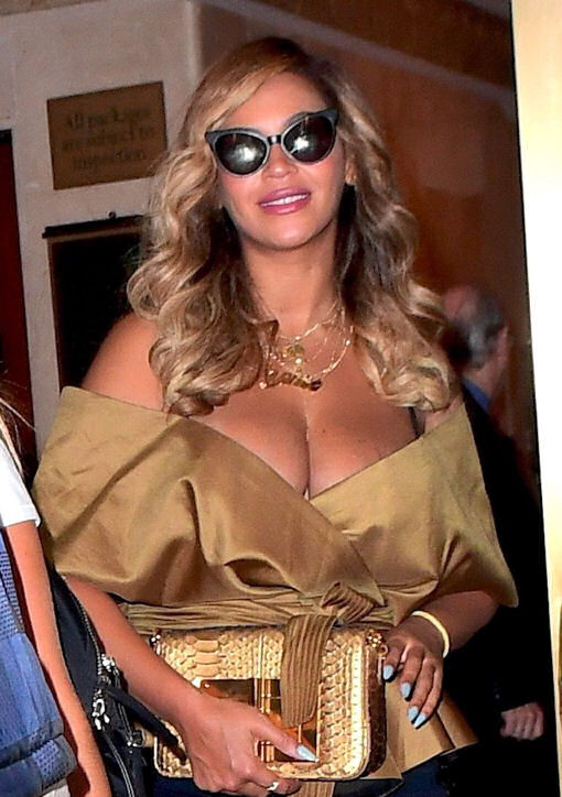 Beyoncé NY 14 sept.…