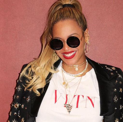 Beyoncé 30 dec.2017