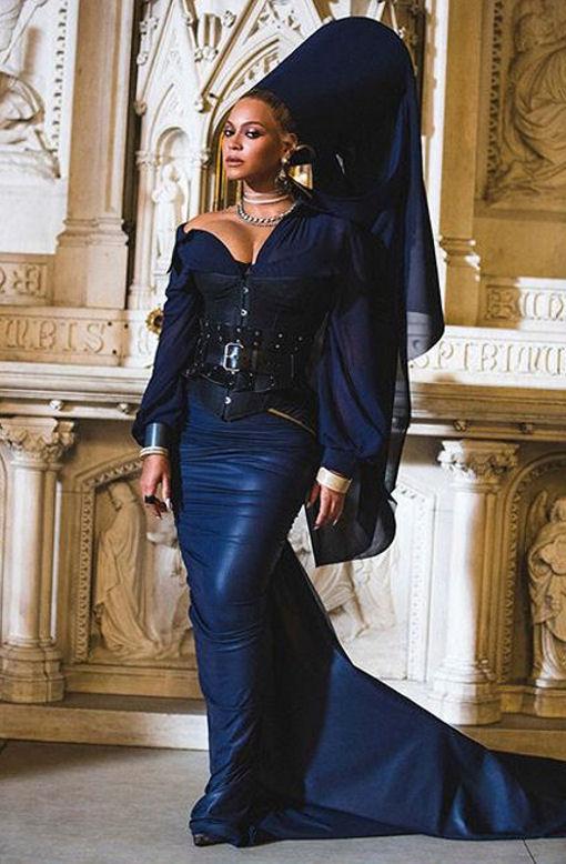 Beyoncé 01 jan.2018