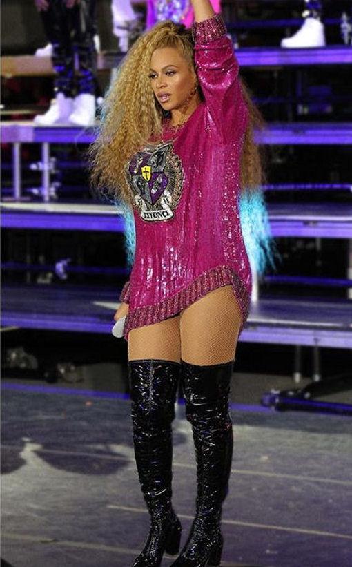 Beyoncé 24 april 20…