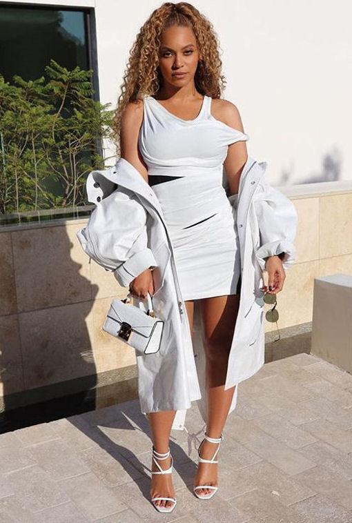 Beyoncé 03 mei 2018