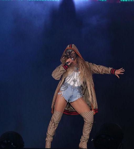 Beyoncé 09 juni 2018