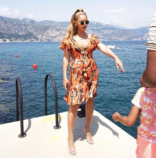 Beyoncé 08 aug.2018