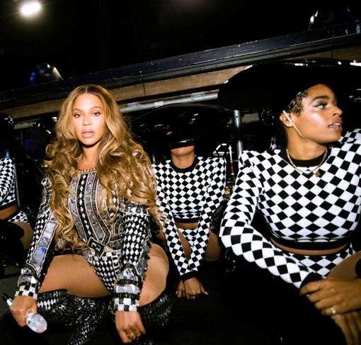 Beyoncé OTR 2 10 ok…