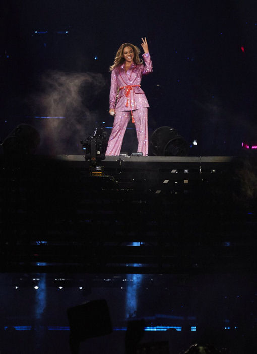 Beyoncé 31 okt.2018
