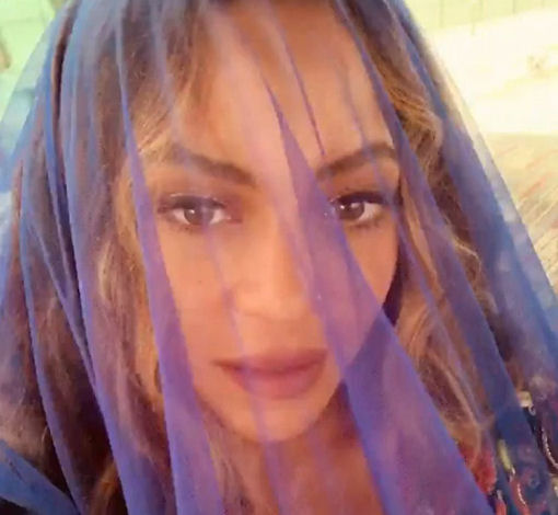 Beyoncé 31 dec.2018